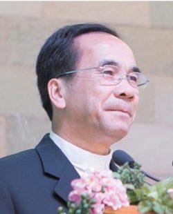 主任牧師/ 黃旭正牧師