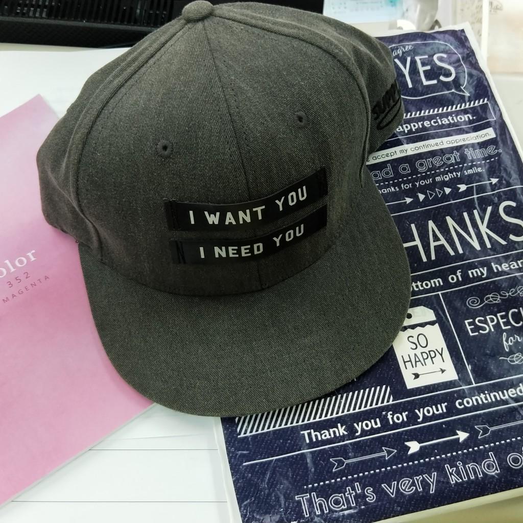 帽子筆記本